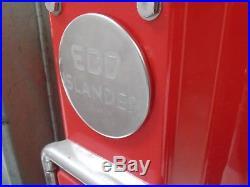 1940s Eco Islander mint Porcelain signs nice sheetmetal Flagler Beach Florida
