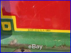 4x5 feet extremely desirable 1932 antq. Drug Store Porcelain Coke Sign Coca Cola