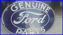 FORD PORCELAIN SIGN. No reserve