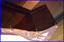Original Mobil 6' Oil Porcelain Neon Pegasus Socony Mobilgas RARE real Will SHIP