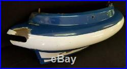 Porcelain Standard Oil Co 6 Ft Sign Top Piece Flame Globe Holder 1/2 Gas Oil