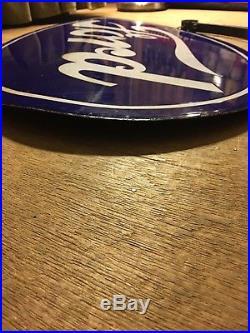Porcelain ford dealer sign with original bracket