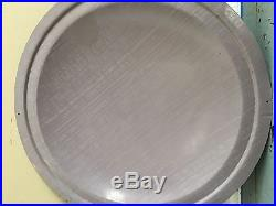 Vtg NOS 1950s Quaker State Motor Oil Gas Bubble Tin Metal Not Porcelain Sign
